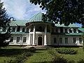 Adampol, pałac od strony parku.JPG