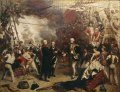 Admiral Duncan Receiving the Sword of the Dutch Admiral de Winter at the Battle of Camperdown, 11 October 1797 RMG BHC0506.tiff