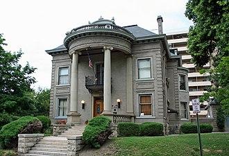 Adolph Zang Mansion - Image: Adolph Zang Mansion