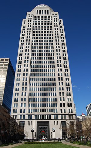 400 West Market - Image: Aegon Ctr 2030
