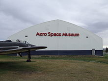 Aero Space Museum of Calgary, October 2011.jpg