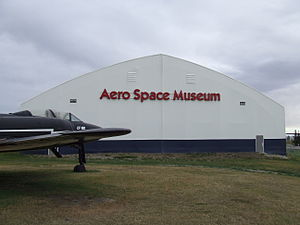 The Hangar Flight Museum - Aero Space Museum of Calgary, October 2011
