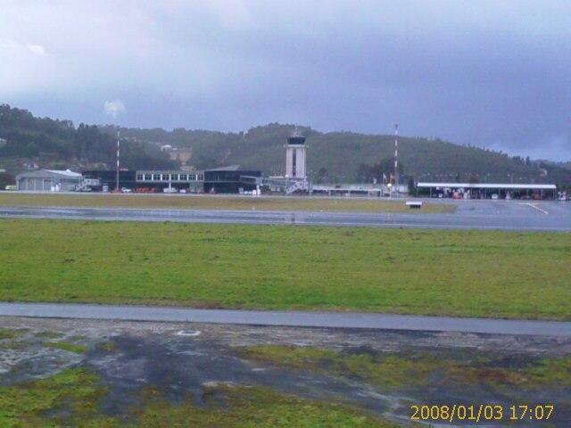 Aeropuerto de Coruna