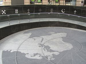 English: African Burial Ground National Monume...