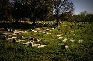 Africatown - Africatown cemetery