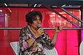 Agapi Mkrtchian (armenische Übersetzerin) liest auf der Frankfurter Buchmesse 2019, 02.jpg