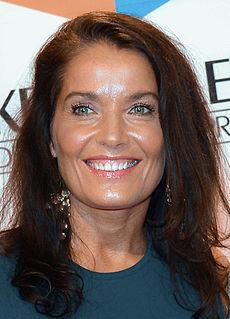 Agneta Sjödin Swedish television personality
