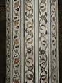 Agra Fort - Stone decoration on Marble Pillars.jpg
