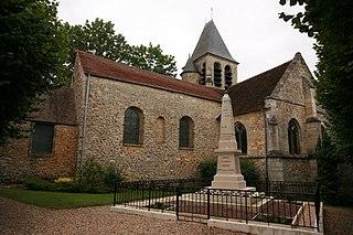 Aincourt Commune in Île-de-France, France