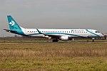 Air Dolomiti, I-ADJU, Embraer ERJ-195LR (40105026322).jpg