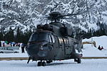 Air force of Slovenia helicopter 2013.jpg