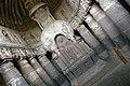 Ajanta Caves, India, Interior of Ajanta stupa worship hall.jpg