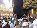Ajar Aswat, Khana Kaba, Makkah Mukarma - panoramio.jpg