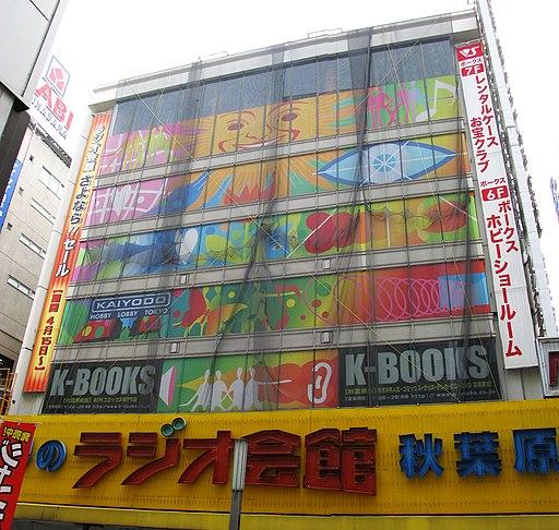 Akihabara Radio Kaikan -01