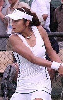 Akiko Morigami Japanese tennis player