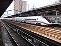 Akita Shinkansen Komachi. 秋田新幹線こまち - panoramio.jpg
