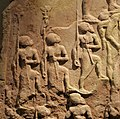 Akkadian Empire soldiers on the victory stele of Naram-Sin circa 2250 BC.jpg