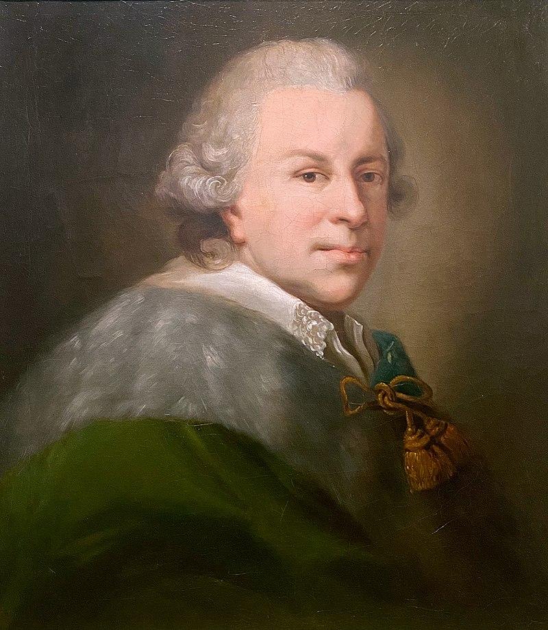 Алаксандар Михал Сапега.  Аляксандар Міхал Сапега (Дж. Лампи, 1792) .jpg