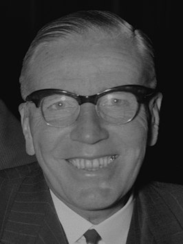 Albert Beerman in 1960