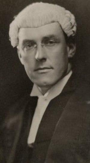 Tasmanian state election, 1931 - Image: Albert Ogilvie