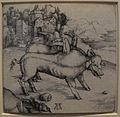 Albrecht dürer, nascita di un maiale deforme, norimberga 1496.JPG