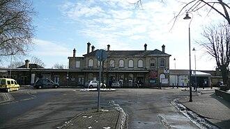 Aldershot railway station - Aldershot railway station