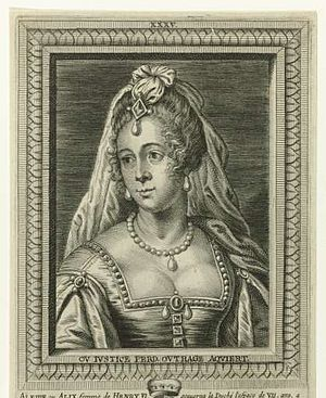 Adelaide of Burgundy, Duchess of Brabant - Image: Aleid of Burgundy