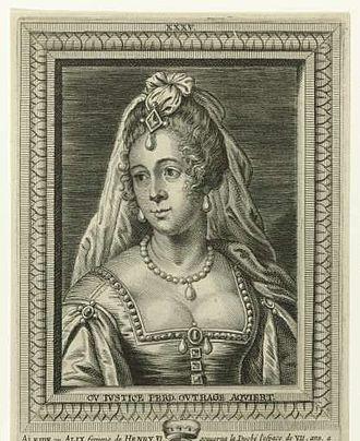 Adelaide of Burgundy, Duchess of Brabant - Image: Aleid of Burgundy