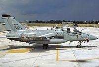 Alenia-Aermacchi-Embraer AMX, Italy - Air Force JP6993313.jpg