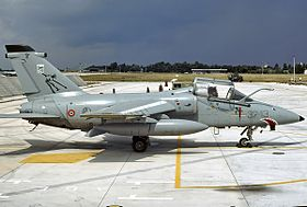 Alenia-Aermacchi-Embraer AMX, Italy - Air Force JP6993313.jpg