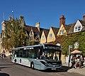 AlexanderDennis Enviro200 MMC YX69 NVK Oxford BroadSt.jpg