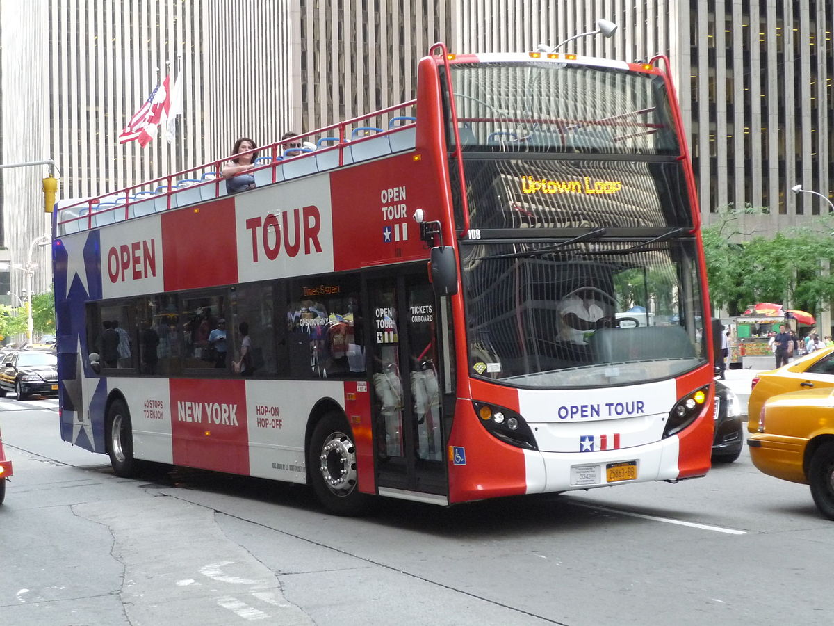 Global Bus Tours Ireland