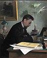 Alexandr Tikhon. Grechaninov by Fedor Iv. Rerberg (1890s, GIM).jpg