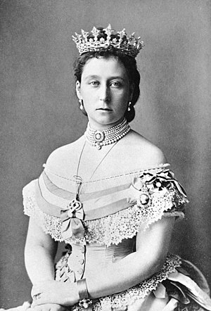 Princess Alice of the United Kingdom - Alice as Princess Louis of Hesse