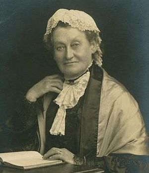 Alice Vickery - Photograph of Vickery given by Rosika Schwimmer to the New York Public Library