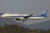 AllNipponAirways A321 fukuoka 20050314165316.jpg