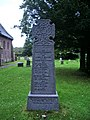 All Saints Church, Allhallows, Mealsgate, War Memorial - geograph.org.uk - 563599.jpg