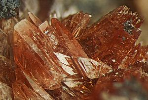 Allactite - Picture width 3 mm