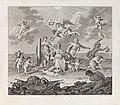 Allegorie op de Getrouwheid, 1795 Vier allegorieën op de omwenteling in 1795 (serietitel), RP-P-1944-1937.jpg