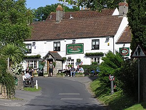 Almondsbury - The Bowl Inn