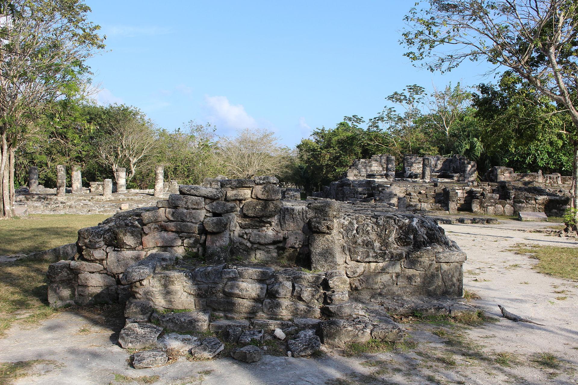 San Gervasio Maya Site Wikipedia