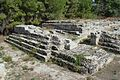 Altar of Hieron II, 3rd century BC, Syracuse, 121539.jpg