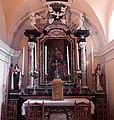 Altare - Chiesa della madonna delle Grazie - Gorno.jpg