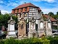 Altdorf, Grabmale, Pfortenhaus Abtei.jpg
