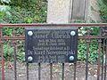 Alterhedwigsfriedhofberlin Senatspräsident Kurt Nowomiejski2.jpg