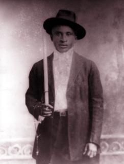 Amédé Ardoin American Louisiana Creole musician
