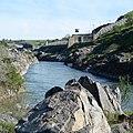 Am. River gorge at Folsom Prison - panoramio.jpg