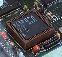 AMD 80286 at 12 MHz.