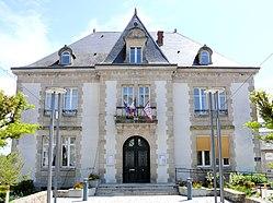 Ambazac - Mairie.JPG