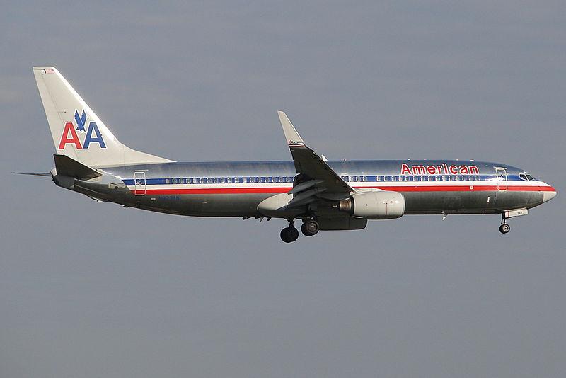 Boeing 737 American Airlines N923AN